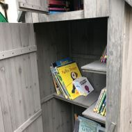 Book-shed